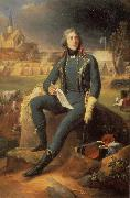 Thomas Pakenham General Lazare Hoche the 28-year-old oil painting