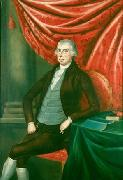 James Madison Alden James madison oil painting
