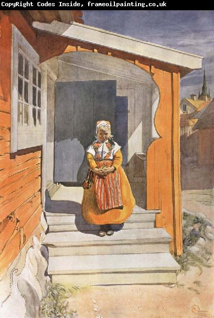 Carl Larsson Anne
