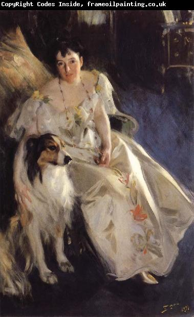 Anders Zorn Mrs Bacon