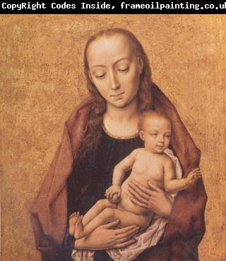 Dieric Bouts Virgin and Child (nn03)